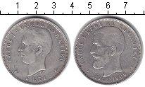 Изображение Монеты Европа Румыния 5 лей 1906 Серебро VF