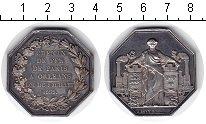 Изображение Монеты Франция жетон 1838 Серебро XF &n