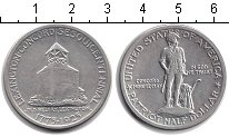 Изображение Монеты Северная Америка США 1/2 доллара 1925 Серебро XF