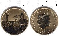 Изображение Монеты Австралия 1 доллар 2009  UNC