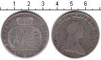 Изображение Монеты Саксония 2/3 талера 1768 Серебро VF