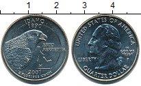 Изображение Мелочь США 1/4 доллара 2007 Медно-никель UNC P. Айдахо 1890