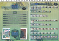 Изображение Банкноты Северная Америка Куба Кубинские монеты на банкнота 2012  UNC