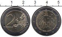 Изображение Мелочь Португалия 2 евро 2015 Биметалл UNC-