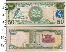 Изображение Банкноты Южная Америка Тринидад и Тобаго 50 долларов 2006  UNC-