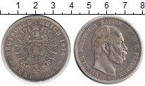 Изображение Монеты Германия Пруссия 5 марок 1876 Серебро VF