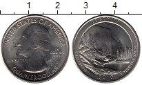 Изображение Мелочь США 1/4 доллара 2010 Медно-никель UNC D. Национальный парк