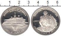Изображение Мелочь Северная Америка США 1/2 доллара 1982 Серебро Proof-