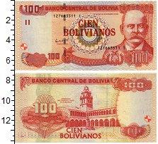 Изображение Банкноты Боливия 1000 боливиано 1988  UNC