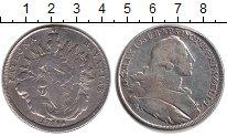 Изображение Монеты Бавария 1 талер 1759 Серебро VF