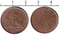 Изображение Монеты Бельгия 2 сантима 1919 Медь XF