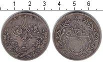 Изображение Монеты Египет 10 пиастр 1323 Серебро VF