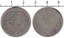 Изображение Монеты Египет 5 кирш 1293 Серебро VF