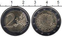 Изображение Мелочь Европа Эстония 2 евро 2015 Биметалл UNC
