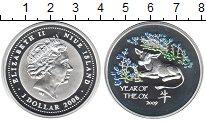 Изображение Монеты Новая Зеландия Ниуэ 1 доллар 2009 Серебро Proof-