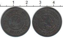 Изображение Монеты Европа Бельгия 10 сантим 1916 Цинк VF