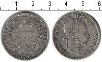 Изображение Монеты Европа Австрия 1 флорин 1889 Серебро VF