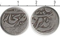 Изображение Монеты Индия 1/2 рупии 0 Серебро VF