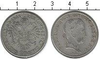 Изображение Монеты Австрия 20 крейцеров 1841 Серебро XF