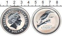 Изображение Монеты Австралия 1 доллар 2003 Серебро Proof-