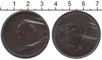 Изображение Монеты Ирландия 1 пенни 1816 Медь XF