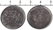 Изображение Монеты Индия 1 рупия 1805  VF Гоа