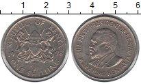 Изображение Монеты Кения 1 шиллинг 1978 Медно-никель XF
