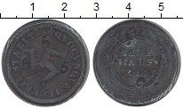 Изображение Монеты Остров Мэн 1/2 пенни 1811 Медь VF