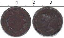Изображение Монеты Индия 1/4 цента 0 Медь VF