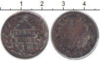 Изображение Монеты Швейцария 1/2 батзена 1800 Медь