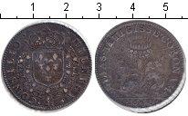 Изображение Монеты Европа Франция токен 1640 Медь