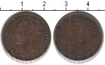 Изображение Монеты Европа Великобритания 1 фартинг 0 Медь