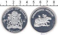 Изображение Монеты Африка Малави 10 квач 2005 Посеребрение Proof-