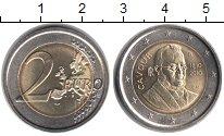 Изображение Монеты Европа Италия 2 евро 2010 Биметалл XF