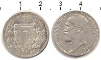 Изображение Монеты Европа Лихтенштейн 1 крона 1904 Серебро VF