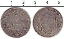Изображение Монеты Швейцария 5 батзен 1812 Серебро