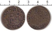Изображение Монеты Европа Швейцария 1 батзен 1708 Серебро VF