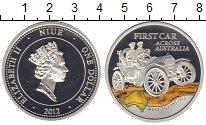Изображение Монеты Новая Зеландия Ниуэ 1 доллар 2012 Серебро Proof-