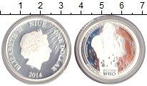 Изображение Монеты Новая Зеландия Ниуэ 1 доллар 2014 Серебро Proof-