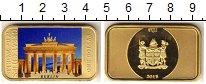 Изображение Мелочь Фиджи 1 доллар 2015  Proof- Берлин