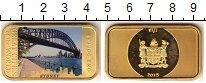 Изображение Мелочь Фиджи 1 доллар 2015  Proof- Сидней