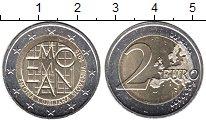 Изображение Мелочь Словения 2 евро 2015 Биметалл UNC Любляна