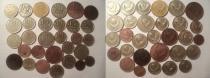 Аукцион: лот СССР Советские монеты. Медно-цинковый сплав разный