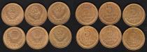 Аукцион: лот СССР 1961-1991 5 копеек Не указан 1974 - 1979