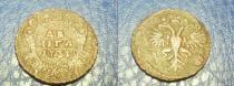 Аукцион: лот 1730 – 1740 Анна Иоановна Денга Медь 1731