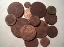 Аукцион: лот Россия царские монеты Медь 17**-18**