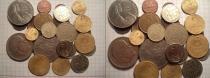 Аукцион: лот СССР куча советских монет алюминевая бронза разный