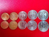 Аукцион: лот Современная Россия Монеты разного номинала С-П 2013 г. Не указан 2013