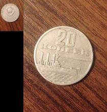 Аукцион: лот Россия 20 копеек сплав не известен 1967