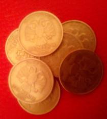 Аукцион: лот Современная Россия 2 рубля 1999 г. М и С-П. 7 шт. Не указан 1999